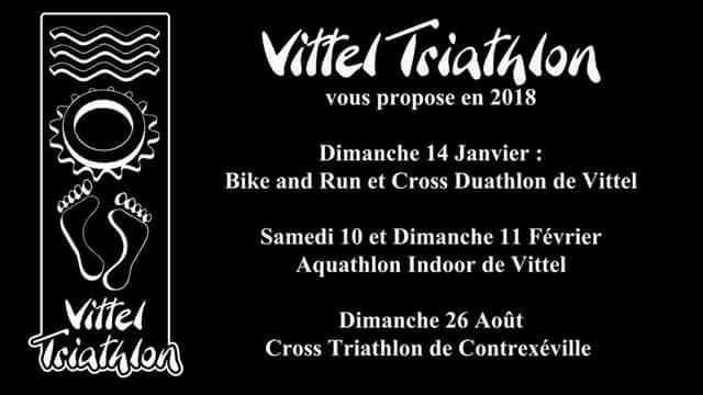 Evénements Vittel Triathlon 2018