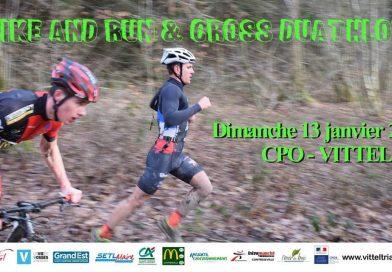 Bike and Run et Cross Duathlon de Vittel