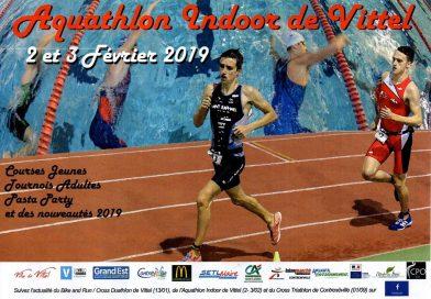 Aquathlon Indoor de Vittel