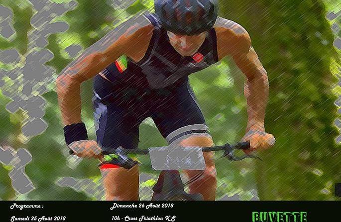 Cross triathlon Contrexeville
