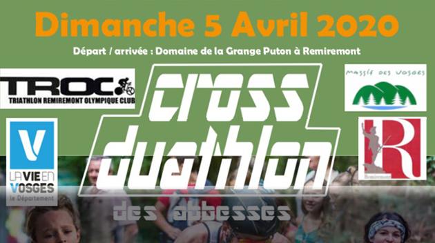 Cross triathlon des Abbesses